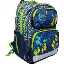 Školský batoh ERGO KIDS Funny fish