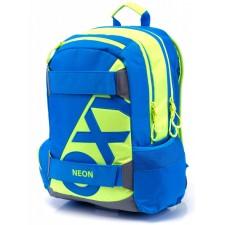 Školský batoh OXY Sport NEON LINE Blue