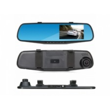Spätné zrkadlo s HD kamerou a LCD displejom