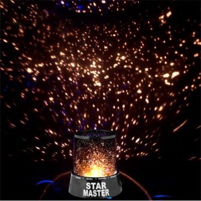 STAR MASTER lampička nočná obloha (projektor nočnej oblohy)