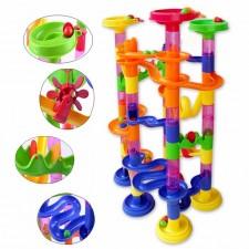 Stavebnica – šmykľavka Labyrint – vzdelávacia hračka
