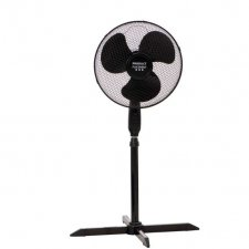 Stojanový ventilátor 45W, čierny