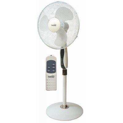 Stojanový ventilátor s diaľkovým ovládačom - 40cm - 45W