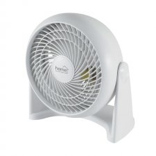 Stolný / nástenný ventilátor - 23 cm - 50W - biela
