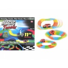 Svietiaca autodráha MagicTracks – 165ks - 2,6m