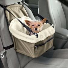 Taška pre psa do auta