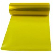 Termoplastická fólia na svetlá: zlatá