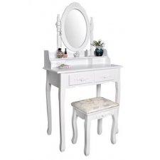 Toaletný kozmetický stolík Clasic Style