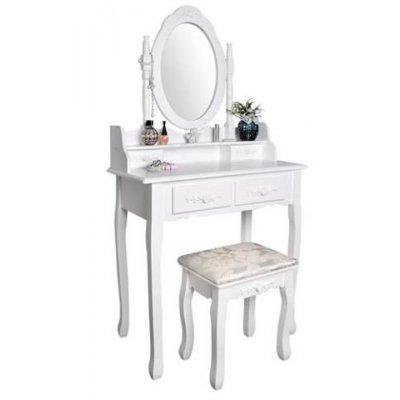 f55aa9fae365 Toaletný kozmetický stolík Clasic Style