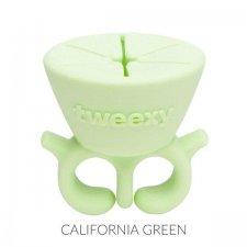 Tweexy: držiak na lak – zelená