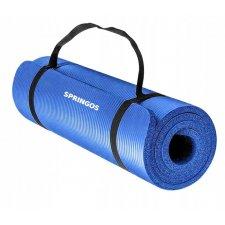 Univerzálna Fitness Yoga podložka - modrá