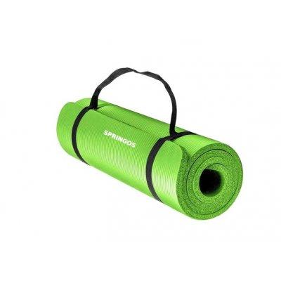 Univerzálna Fitness Yoga podložka - zelená