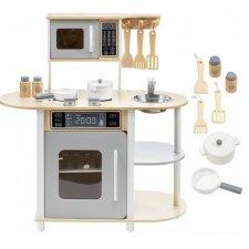 Drevená kuchyňa Modern + príslušenstvo