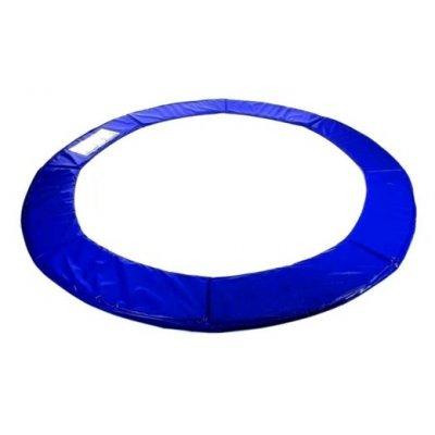 SPRINGOS Kryt pružín na trampolínu 363/366/369 cm - modrý
