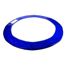 SPRINGOS Kryt pružín na trampolínu 244/250/252 cm - modrý