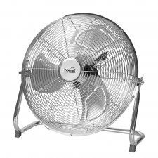 Podlahový ventilátor - 45 cm - 95 W - chróm
