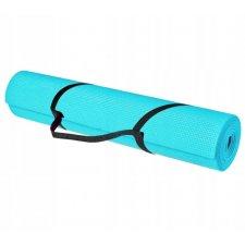 SPRINGOS Fitness Yoga podložka - modrá