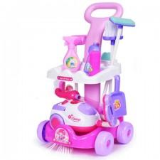 Upratovací vozík pre deti 5 v 1