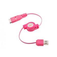 USB kábel 3v1