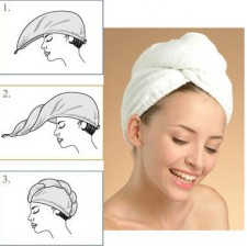 Uterák na vlasy - Hair Wrap