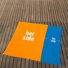 Uterák pre páry: Her Side – His Side