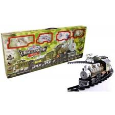 Vlaková dráha Parná lokomotíva