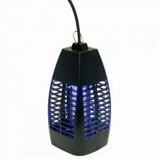 Vnútorný elektrický lapač hmyzu - 4 W