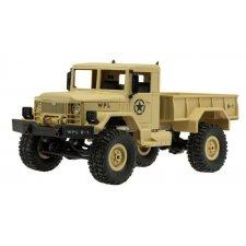 Vojenské RC auto