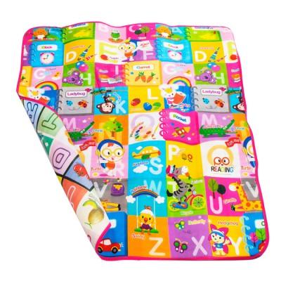 Vzdelávacia hracia deka abeceda 180X150 - SPRINGOS