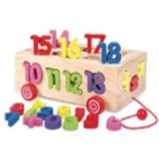 Vzdelávacia hračka Sorter: Čísla