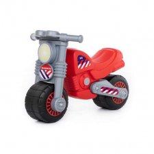 WADER Detské odrážadlo: Hasičská motorka