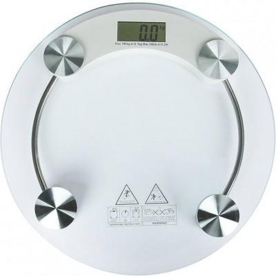 Elektronická váha zo skla 150KG