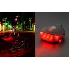 Zadné svetlo na bicykel