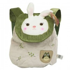 Zeleno-šedý batoh – Sova