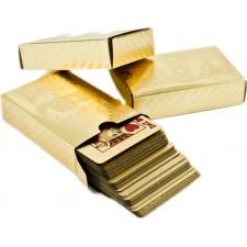 Zlaté hracie karty