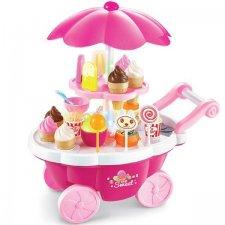 Zmrzlinový stánok pre deti