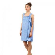 Županový uterák: Modrý
