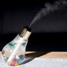 Zvlhčovač vzduchu: Žiarovka - USB