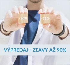 Výpredaj - zľavy až 90%