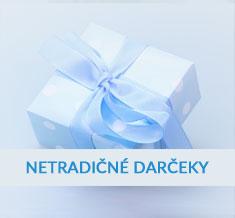 Netradičné darčeky