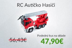 RC Autíčko Hasiči